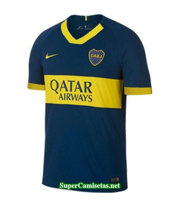 Tailandia Primera Equipacion Camiseta Boca Juniors 2019/20