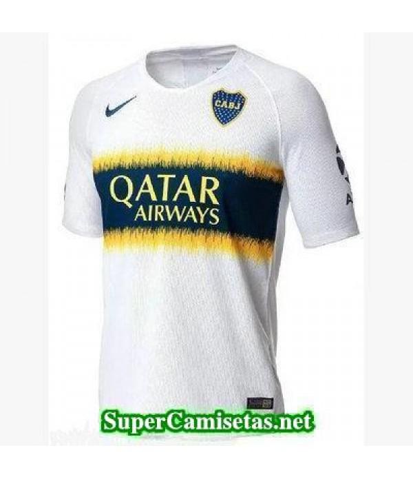 Tailandia Segunda Equipacion Camiseta Boca Juniors 2018/19
