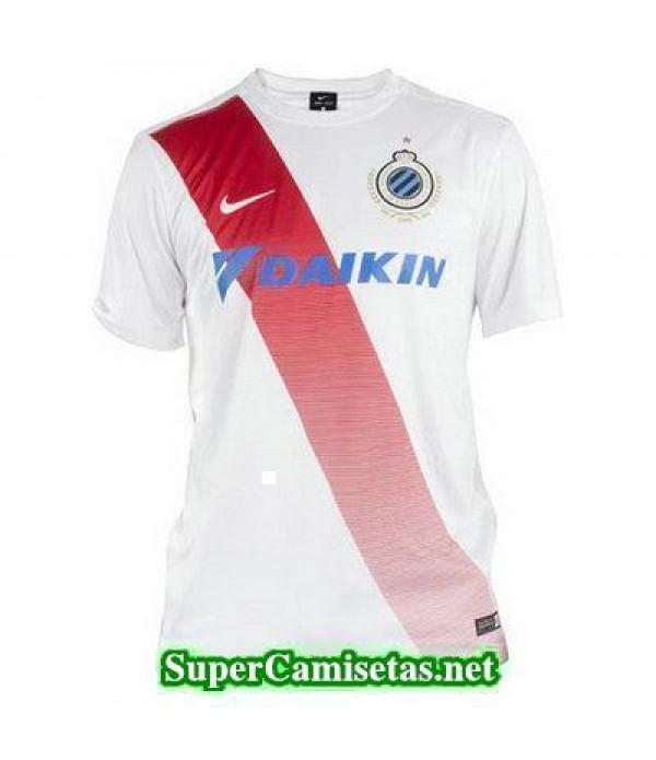 Tailandia Segunda Equipacion Camiseta Brugge 2016/17