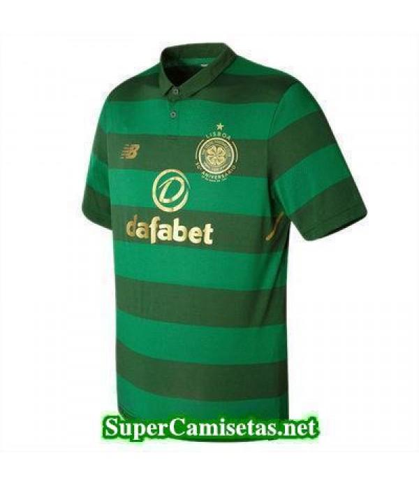 Segunda Equipacion Camiseta Celtic 2017/18