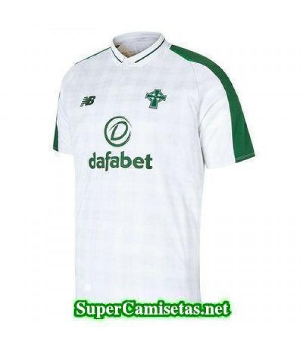 Segunda Equipacion Camiseta Celtic 2018/19