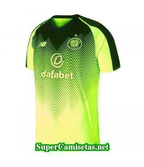 Tercera Equipacion Camiseta Celtic 2018/19