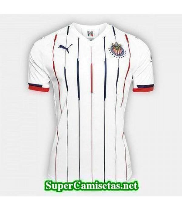 Tailandia Segunda Equipacion Camiseta Chivas de Guadalajara 2018/19