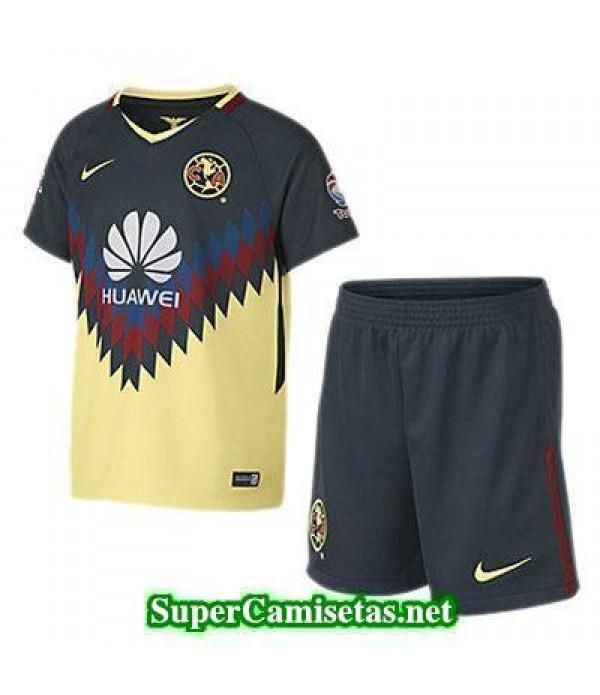 Primera Equipacion Camiseta Club America Ninos 2017/18