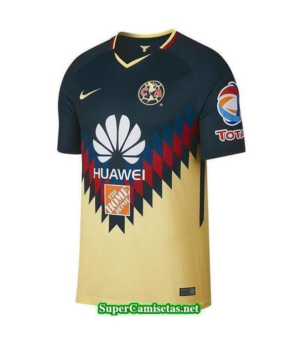 Tailandia Primera Equipacion Camiseta America 2017/18