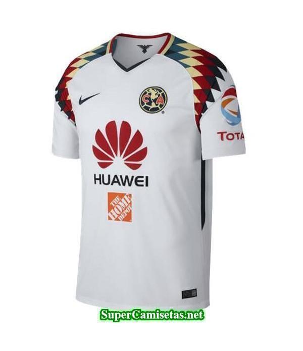 Tailandia Segunda Equipacion Camiseta America 2017/18