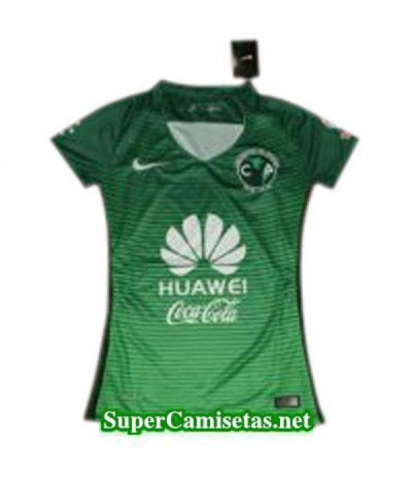 Tercera Equipacion Camiseta Club America Mujer 2017/18