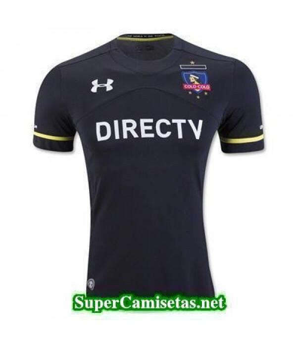 Tailandia Segunda Equipacion Camiseta Colo-Colo 2016/17