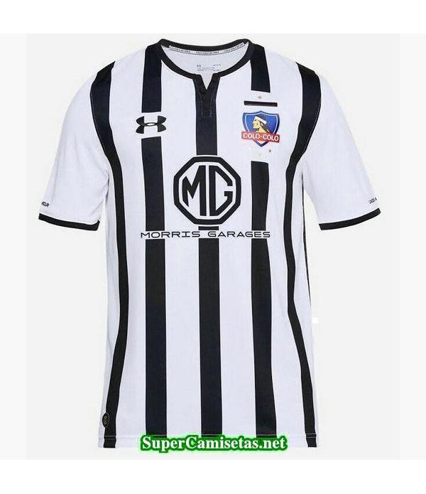 Tailandia Tercera Equipacion Camiseta Colo-Colo 2018/19