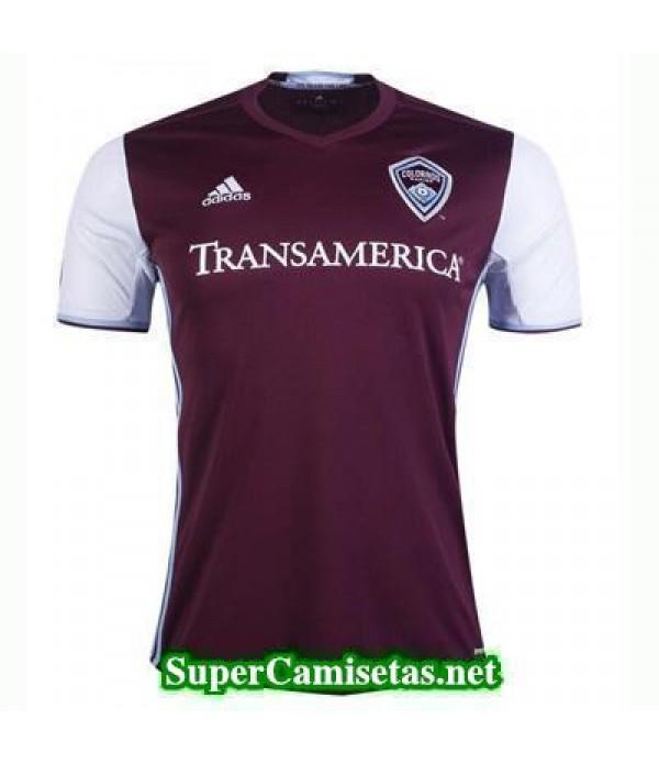 Tailandia Primera Equipacion Camiseta Colorado Rapids 2017/18