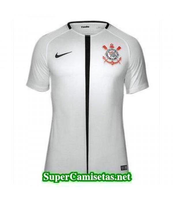 Tailandia Primera Equipacion Camiseta Corinthians 2017/18
