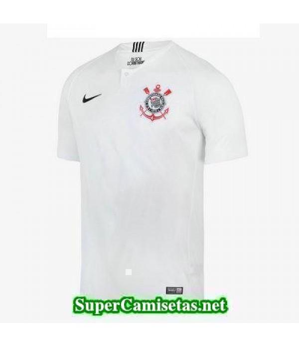 Tailandia Primera Equipacion Camiseta Corinthians 2018/19