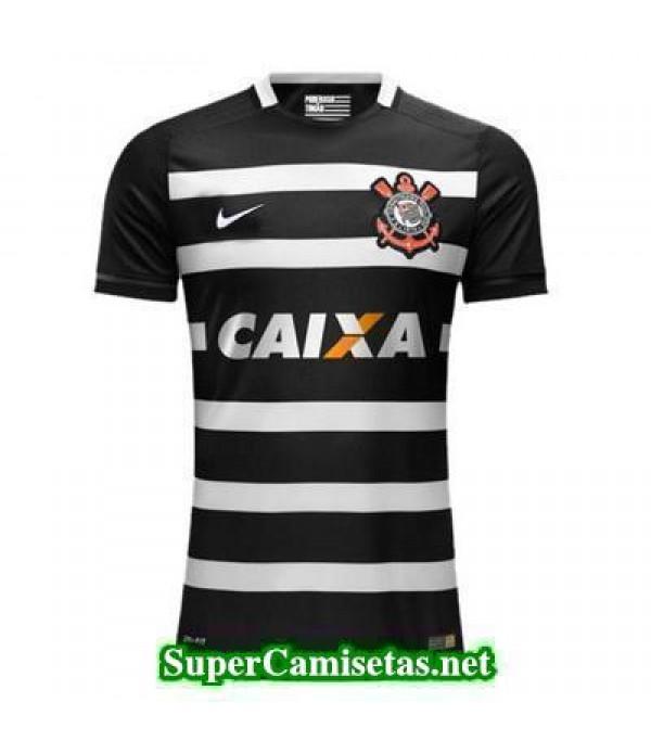 Tailandia Segunda Equipacion Camiseta Corinthians 2015/16