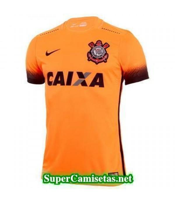 Tailandia Tercera Equipacion Camiseta Corinthians 2015/16