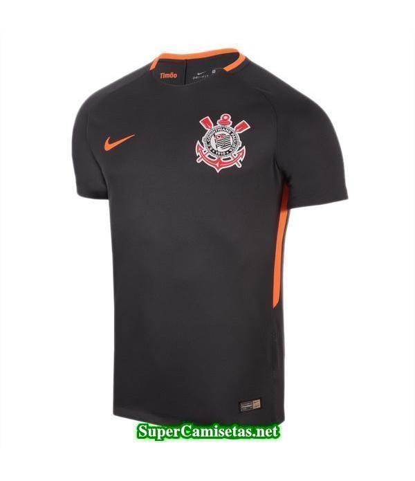 Tailandia Tercera Equipacion Camiseta Corinthians 2017/18