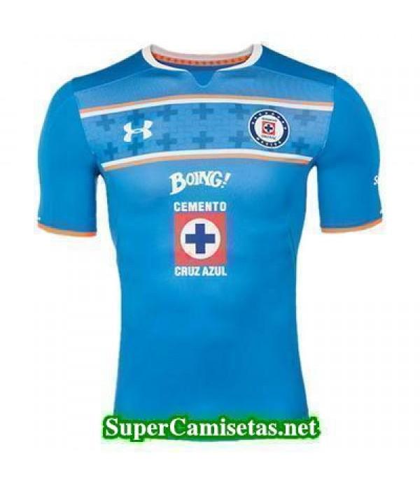 Tailandia Primera Equipacion Camiseta Cruz Azul 2015/16
