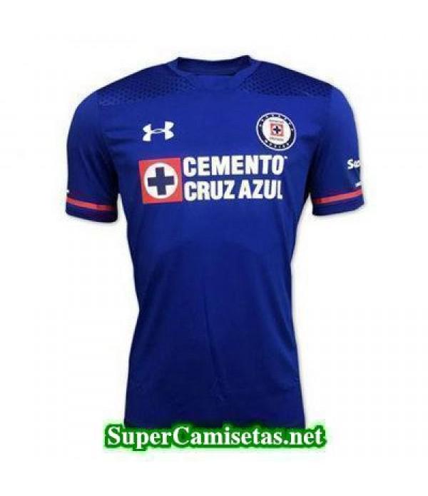 Tailandia Primera Equipacion Camiseta Cruz Azul 2017/18