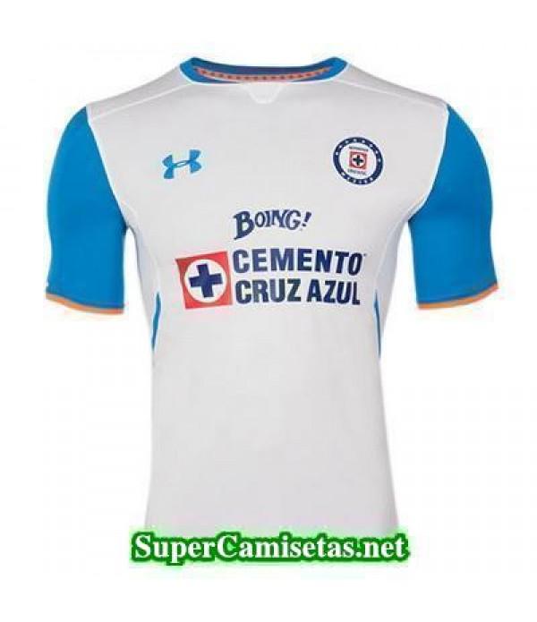 Tailandia Segunda Equipacion Camiseta Cruz Azul 2015/16