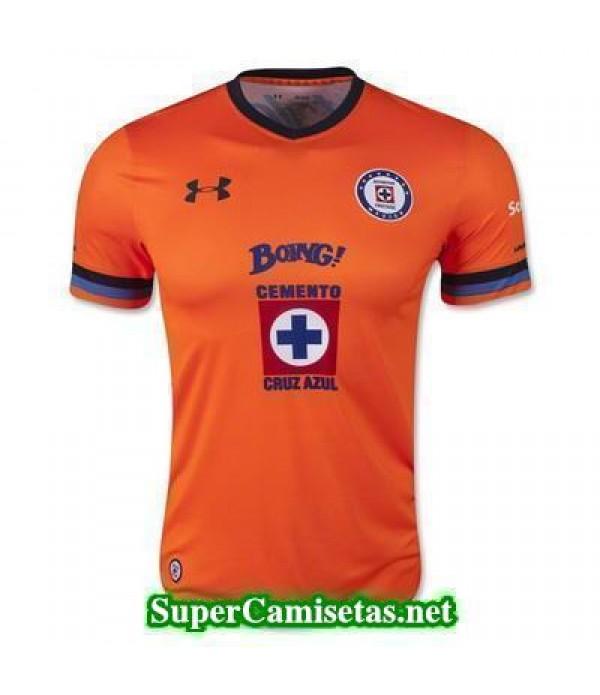 Tailandia Tercera Equipacion Camiseta Cruz Azul 2015/16