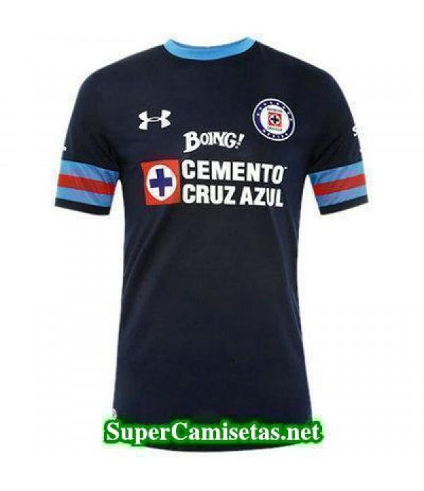 Tailandia Tercera Equipacion Camiseta Cruz Azul 2016/17