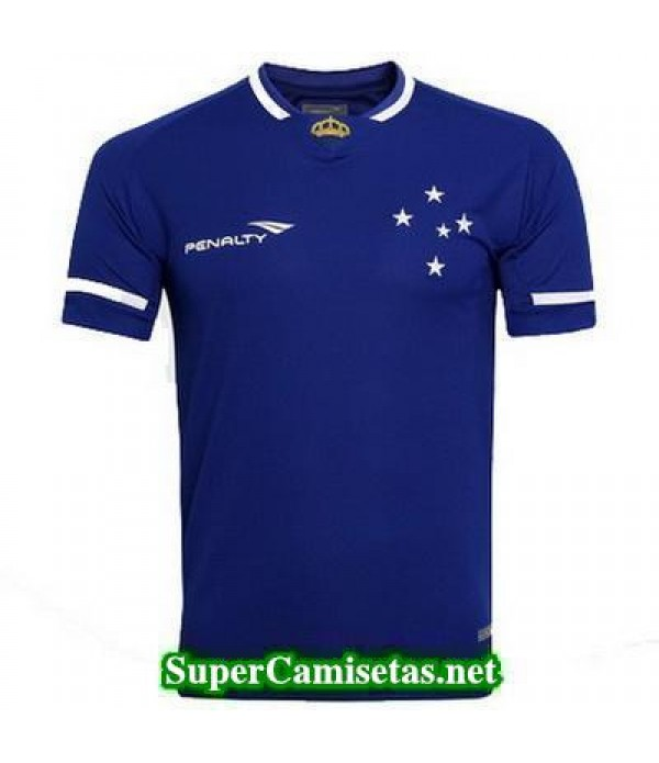 Primera Equipacion Camiseta Cruzeiro 2015/16