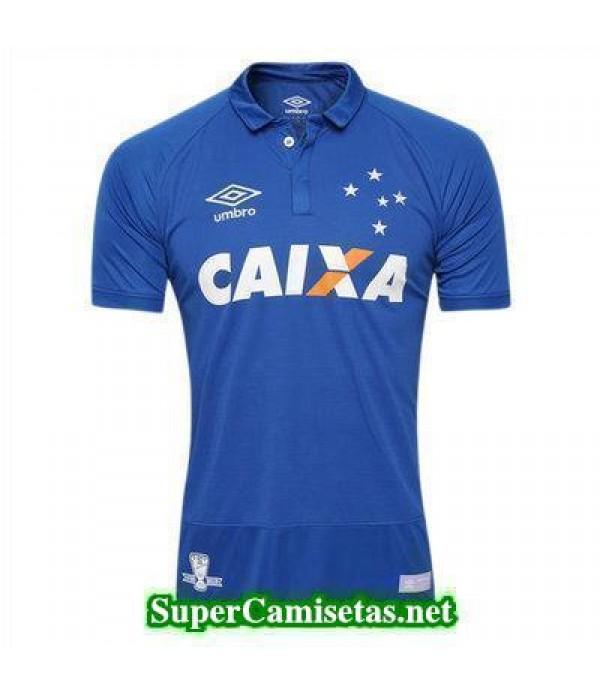 Tailandia Primera Equipacion Camiseta Cruzeiro 2016/17
