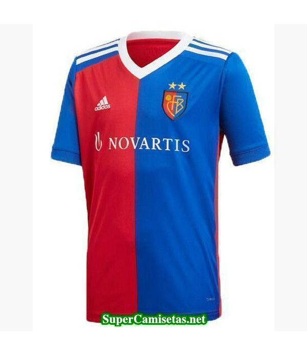 Tailandia Primera Equipacion Camiseta FC Basel 2018/19