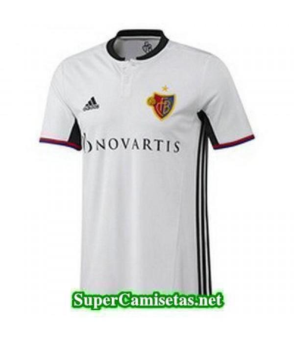 Tailandia Segunda Equipacion Camiseta FC Basel 2016/17