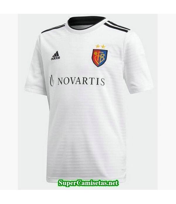 Tailandia Segunda Equipacion Camiseta FC Basel 2018/19
