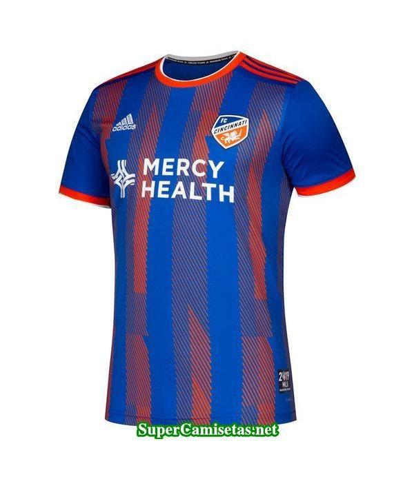 Tailandia Primera Equipacion Camiseta FC Cincinnati 2019/20