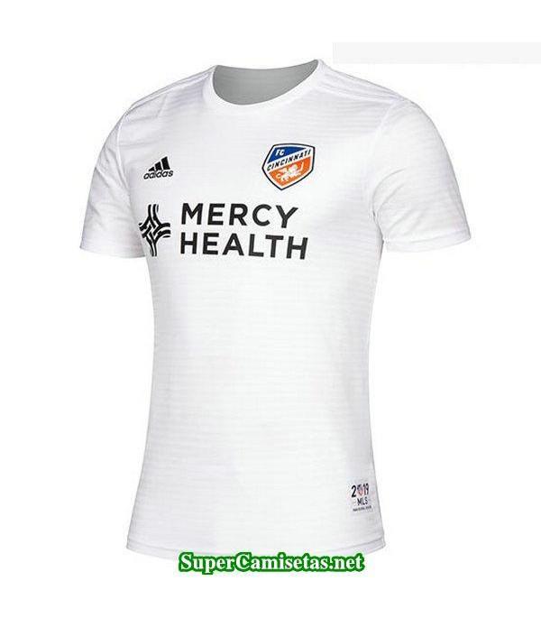 Tailandia Segunda Equipacion Camiseta FC Cincinnati 2019/20