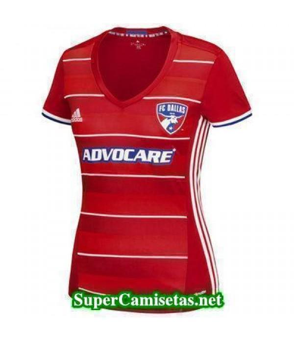 Primera Equipacion Camiseta FC Dallas Mujer 2016/17