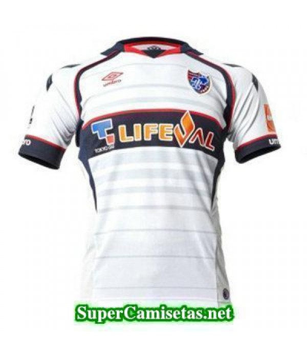 Tailandia Segunda Equipacion Camiseta Tokyo 2017/18