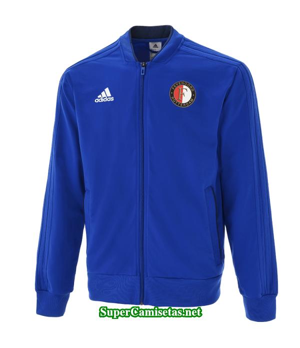 Chaquetas Feyenoord Azul 2018 2019 baratas