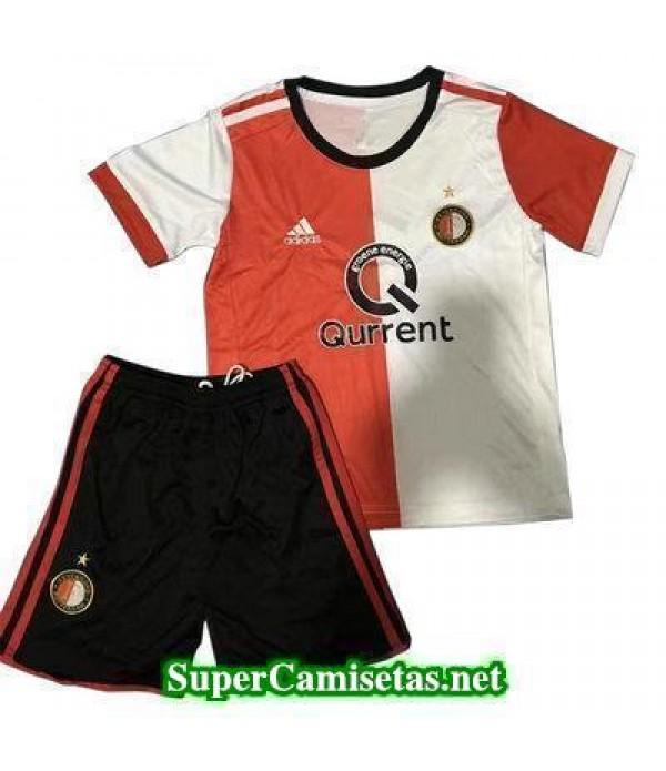 Primera Equipacion Camiseta Feyenoord Ninos 2017/18