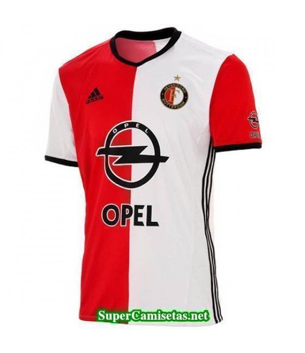 Tailandia Primera Equipacion Camiseta Feyenoord 2016/17