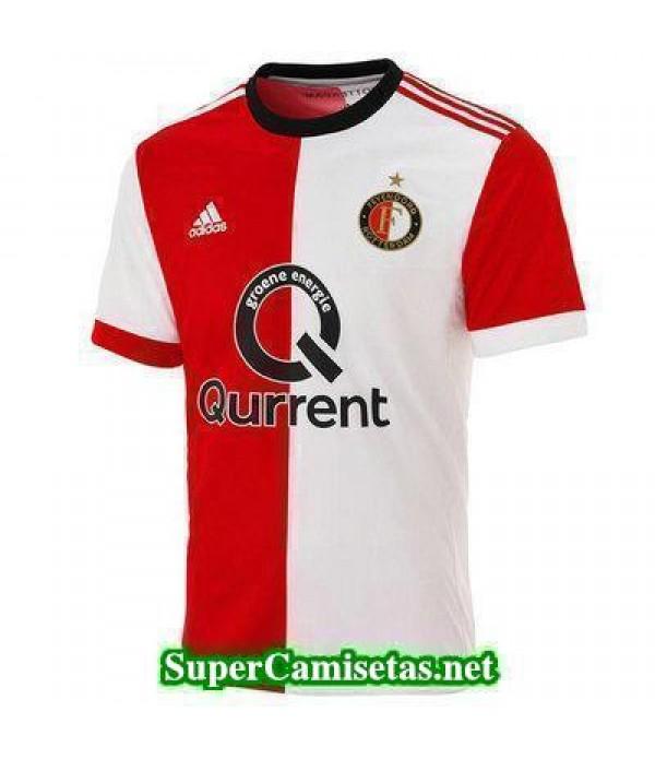 Tailandia Primera Equipacion Camiseta Feyenoord 2017/18