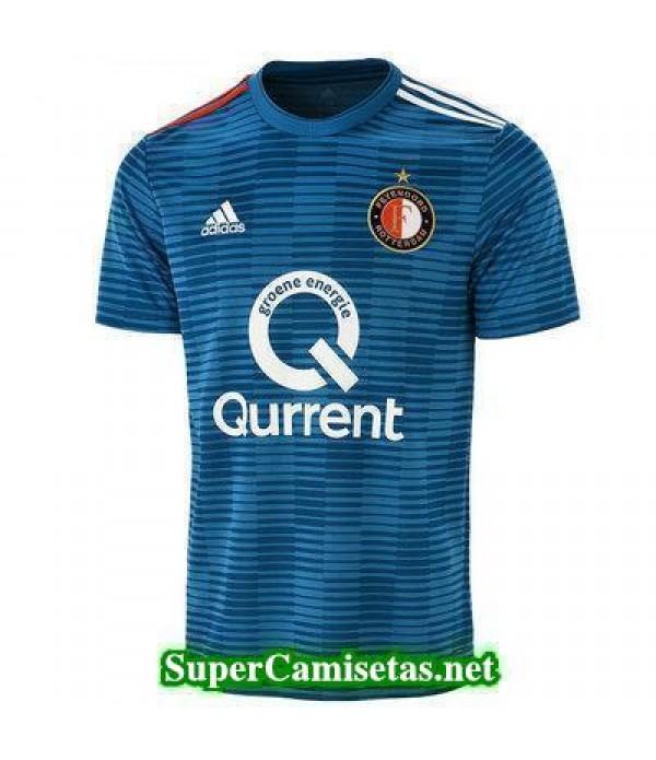 Tailandia Segunda Equipacion Camiseta Feyenoord 2018/19