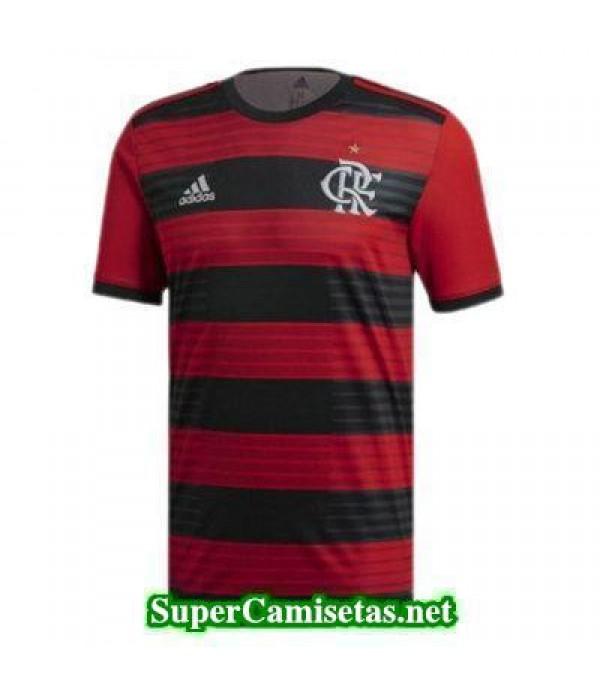 Tailandia Primera Equipacion Camiseta Flamengo 2018/19
