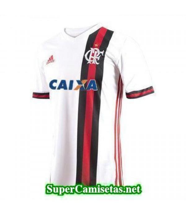 Tailandia Segunda Equipacion Camiseta Flamengo 2017/18