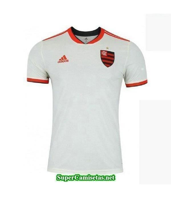 Tailandia Segunda Equipacion Camiseta Flamengo 2018/19