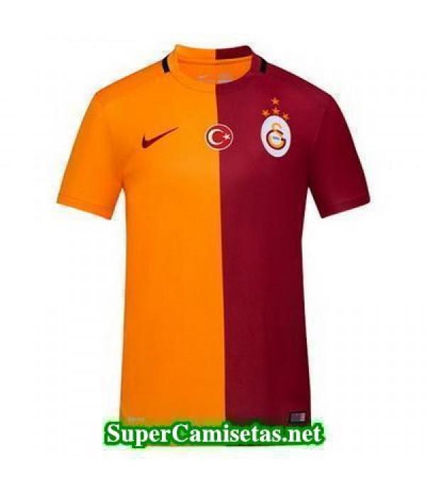 Tailandia Primera Equipacion Camiseta Galatasaray 2015/16