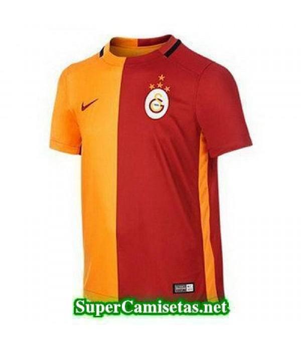 Tailandia Primera Equipacion Camiseta Galatasaray 2016/17