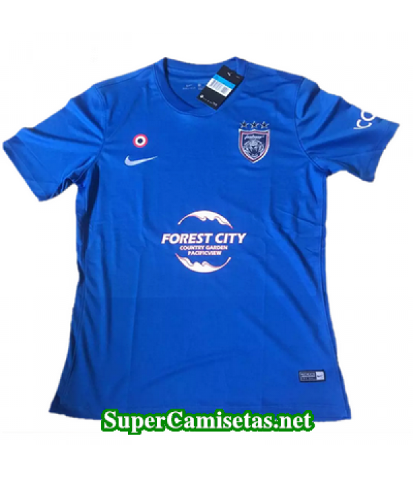 Tailandia Primera Equipacion Camiseta Johor FC 2017/18