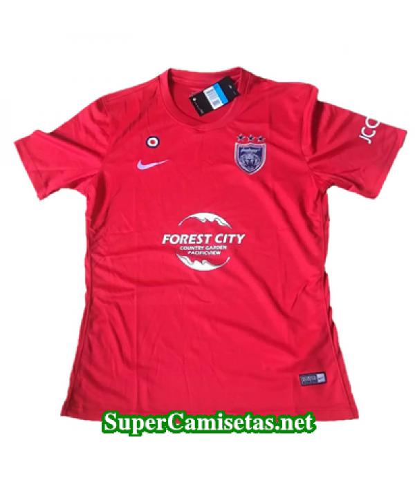 Tailandia Segunda Equipacion Camiseta Johor FC 2017/18