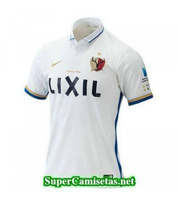 Tailandia Segunda Equipacion Camiseta Kashima Antlers 2016/17