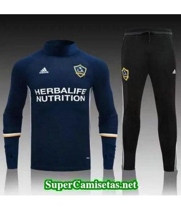 Camiseta entrenamiento LA Galaxy ML Azul oscuro 2016 2017