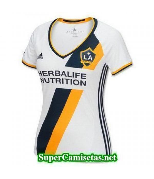 Primera Equipacion Camiseta LA Galaxy Mujer 2016/17