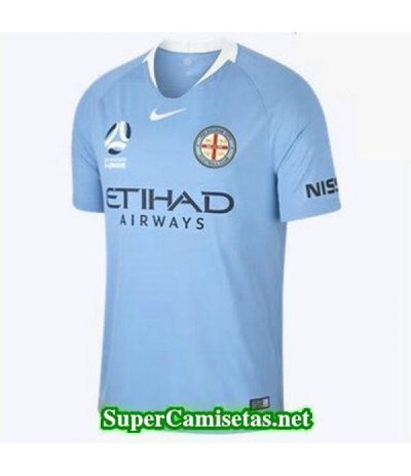 Tailandia Primera Equipacion Camiseta Melbourne City FC 2018/19