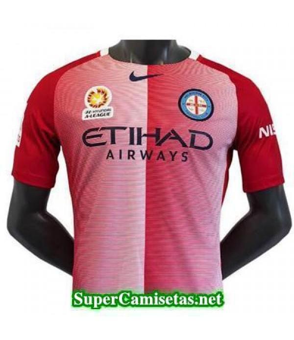 Tailandia Segunda Equipacion Camiseta Melbourne City FC 2016/17
